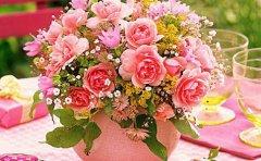 秦汉胡同教育北京秦汉胡同带大家了解几类常见的花艺